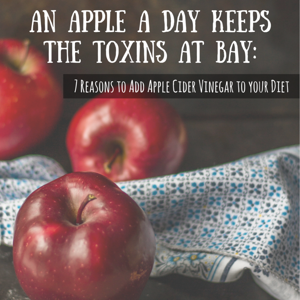 An Apple a Day Keeps the Toxins at Bay