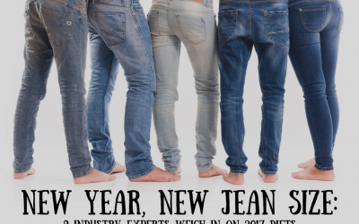 New Year, New Jean Size: Lose Weight in 2017