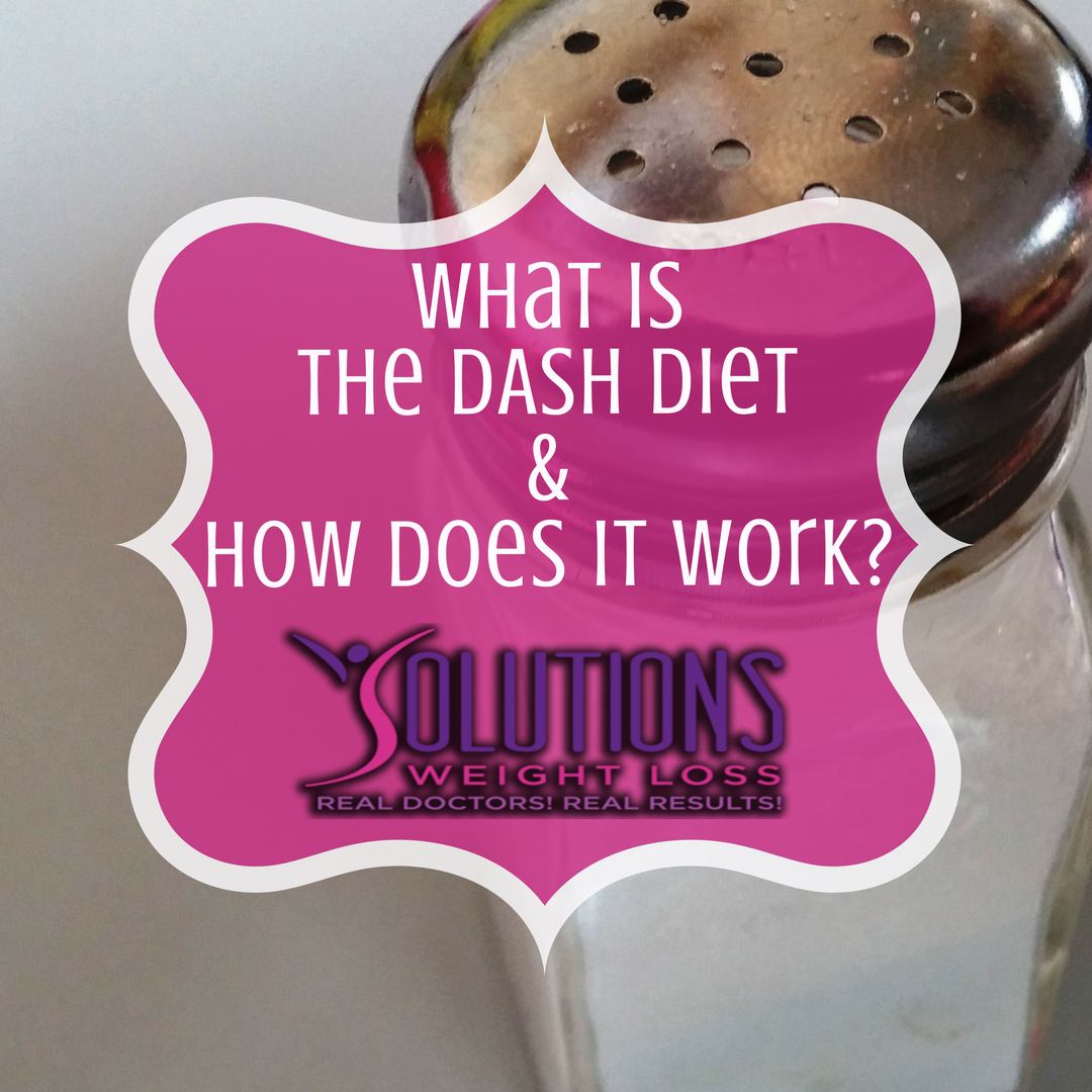 Weight Loss and the DASH Diet – What You Need to Know