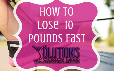 How to Lose 10 Pounds Fast for Summer