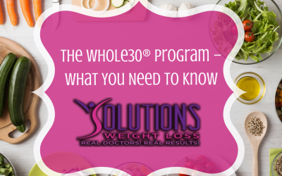 The Whole30® Program – What You Need To Know