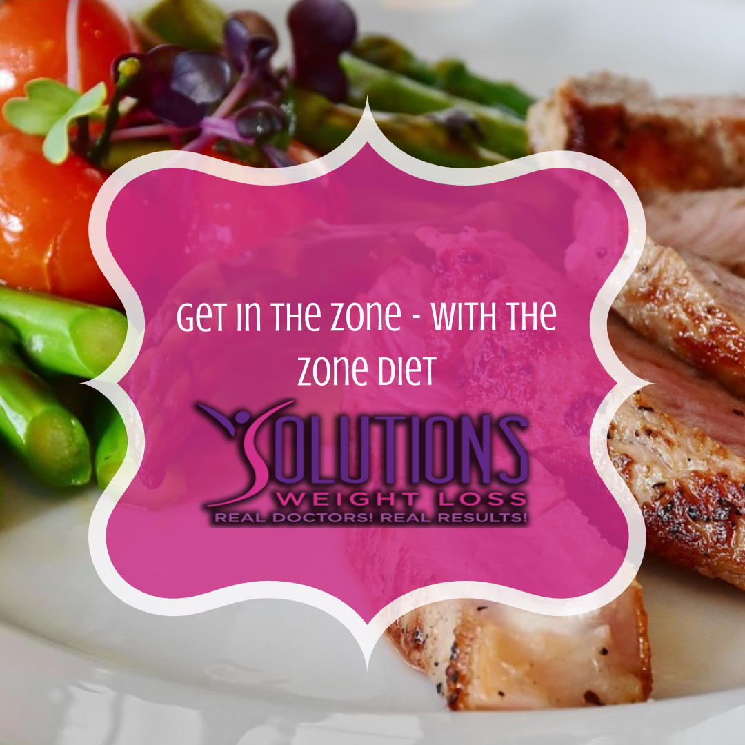 Get in The Zone – With the Zone Diet