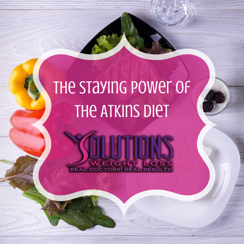 The Staying Power of the Atkins Diet