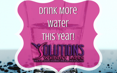 Drink More Water This Year!
